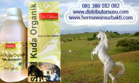 Distributor Susu Kuda Liar Asli Sumbawa Di Jakarta