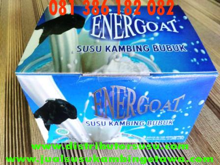 Susu Kambing Energoat Bandar Lampung