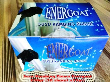 Jual Susu Kambing Etawa Bubuk Energoat Di Lhokseumawe