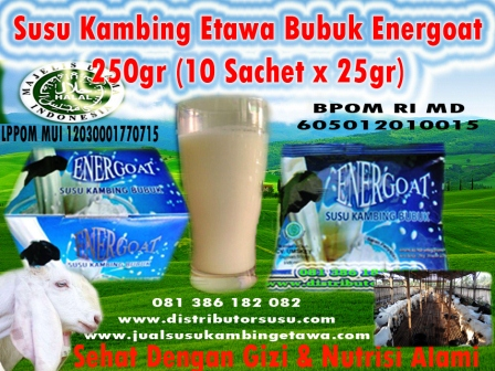 Jual Susu Kambing Energoat Di Kabanjahe