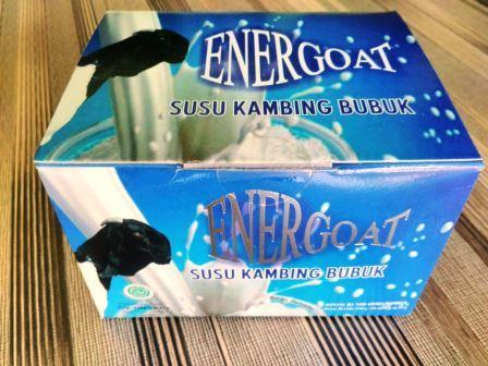 Susu Kambing Etawa Energoat Siantar