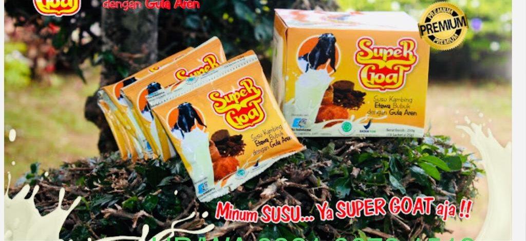 Jual Susu Kambing SuperGoat Gula Aren