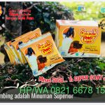 Jual Susu Kambing SuperGoat Gula Aren
