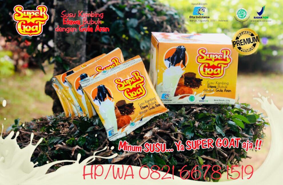 Jual Susu kambing Etawa Super Goat